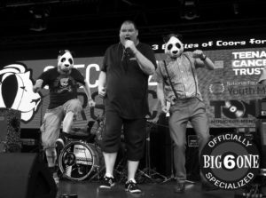 live ska band big fat panda