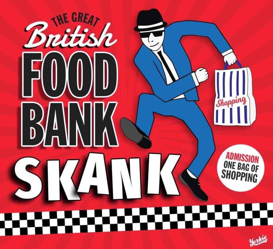 food bank skank band big fat panda